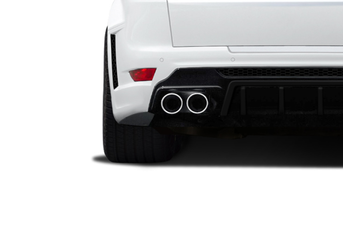 2014-2015 Land Rover Range Rover Sport AF-1 Exhaust Tips - 2 Piece