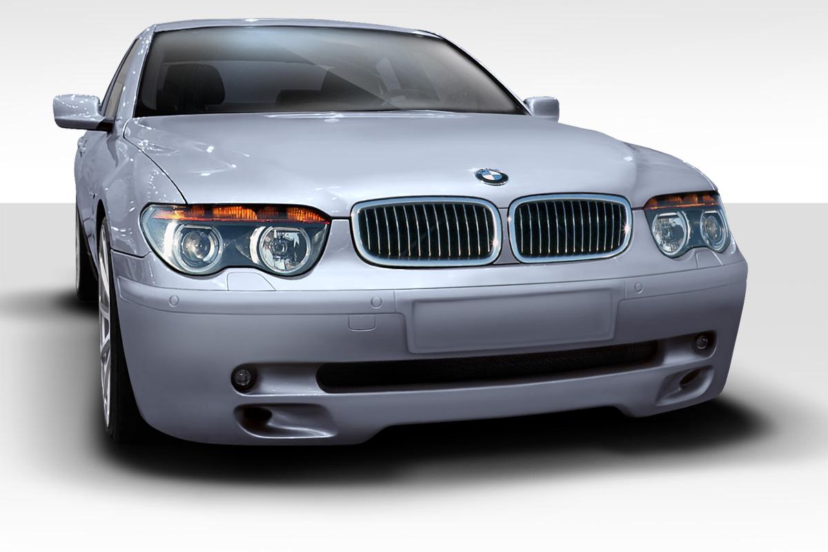 2002-2005 BMW 7 Series E65 E66 Eros Version 3 Front Bumper - 1 Piece (S)
