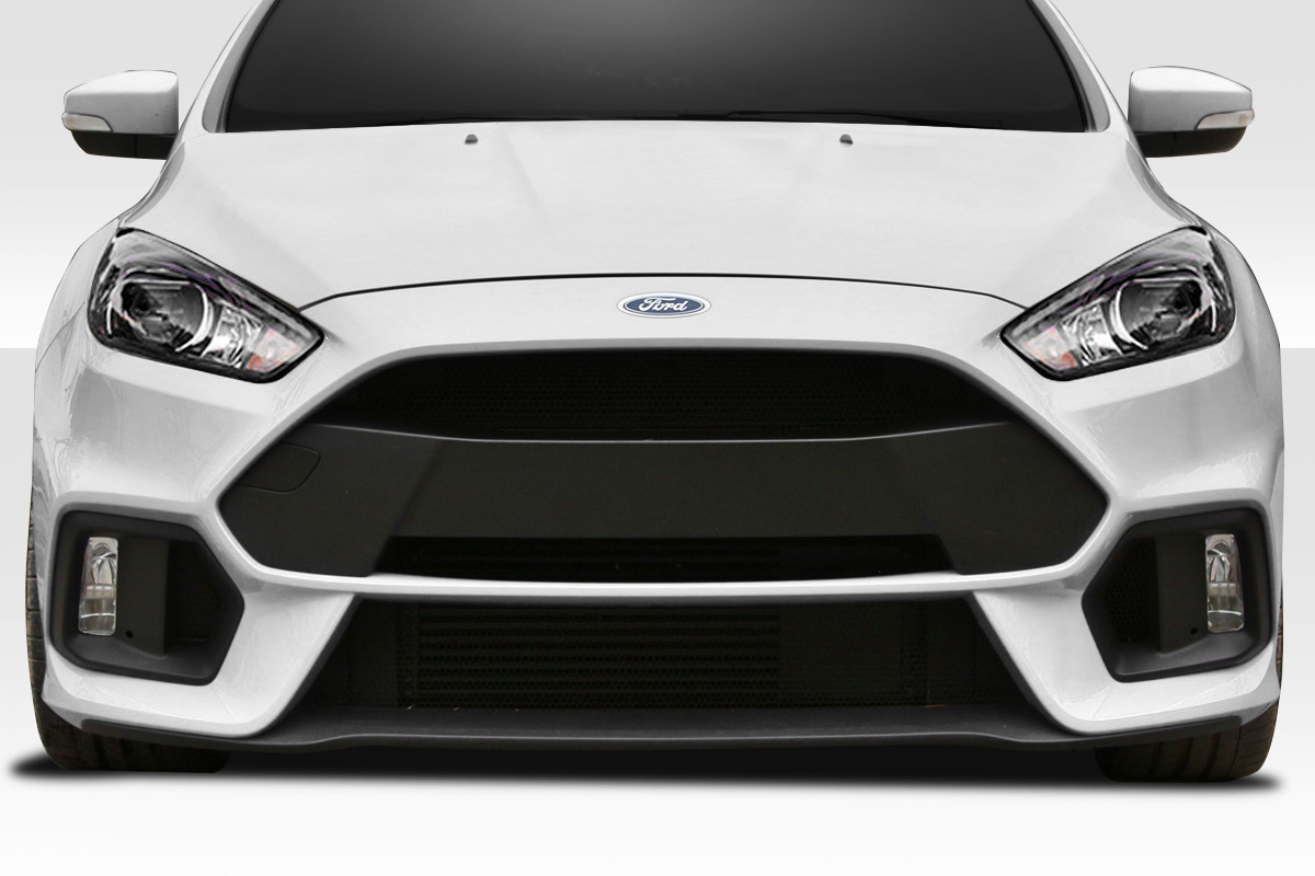 2016-2018 Ford Focus Duraflex RS Look Front Bumper -1 Piece