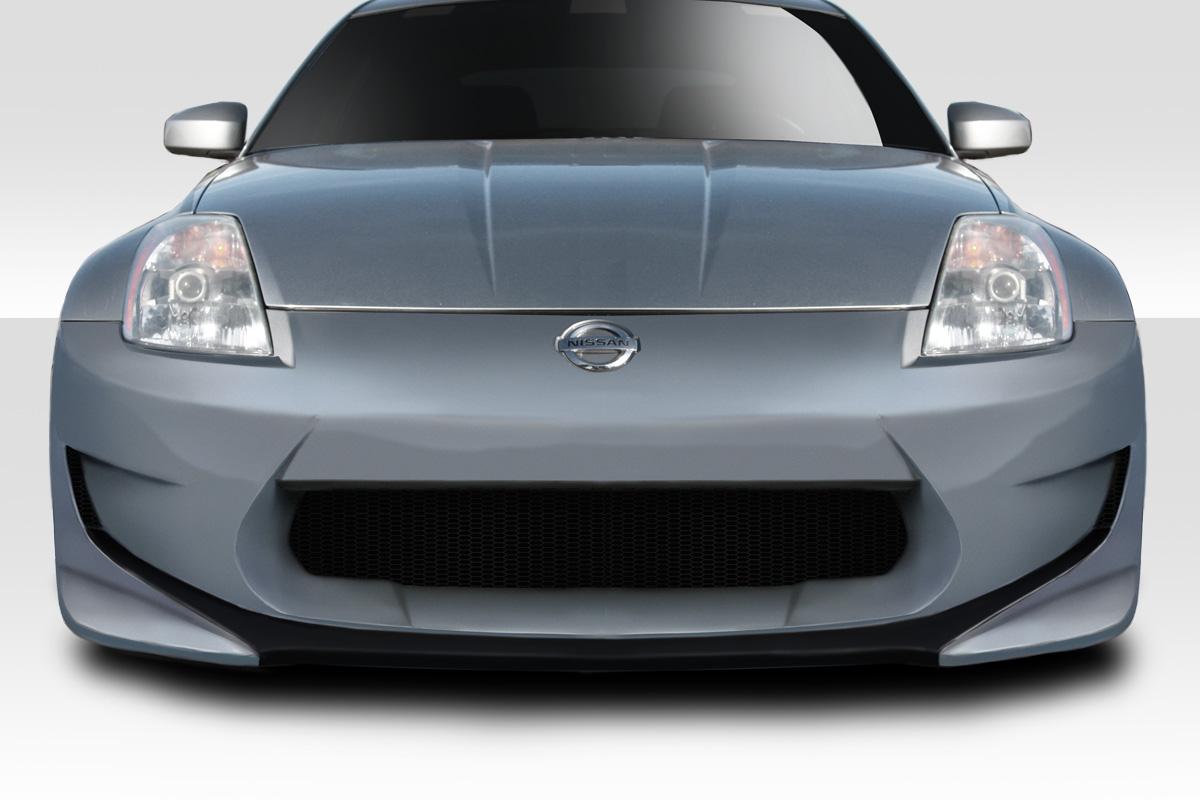 2003-2008 Nissan 350Z Z33 Couture Urethane AMS GT Front Bumper - 1 Piece