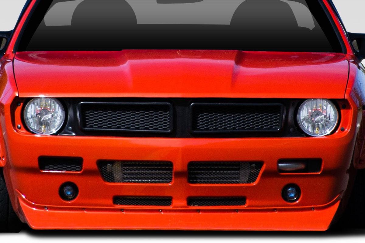 1995-1998 Nissan 240SX S14 Duraflex RBS V2 Wide Body Front Grille - 1 Piece