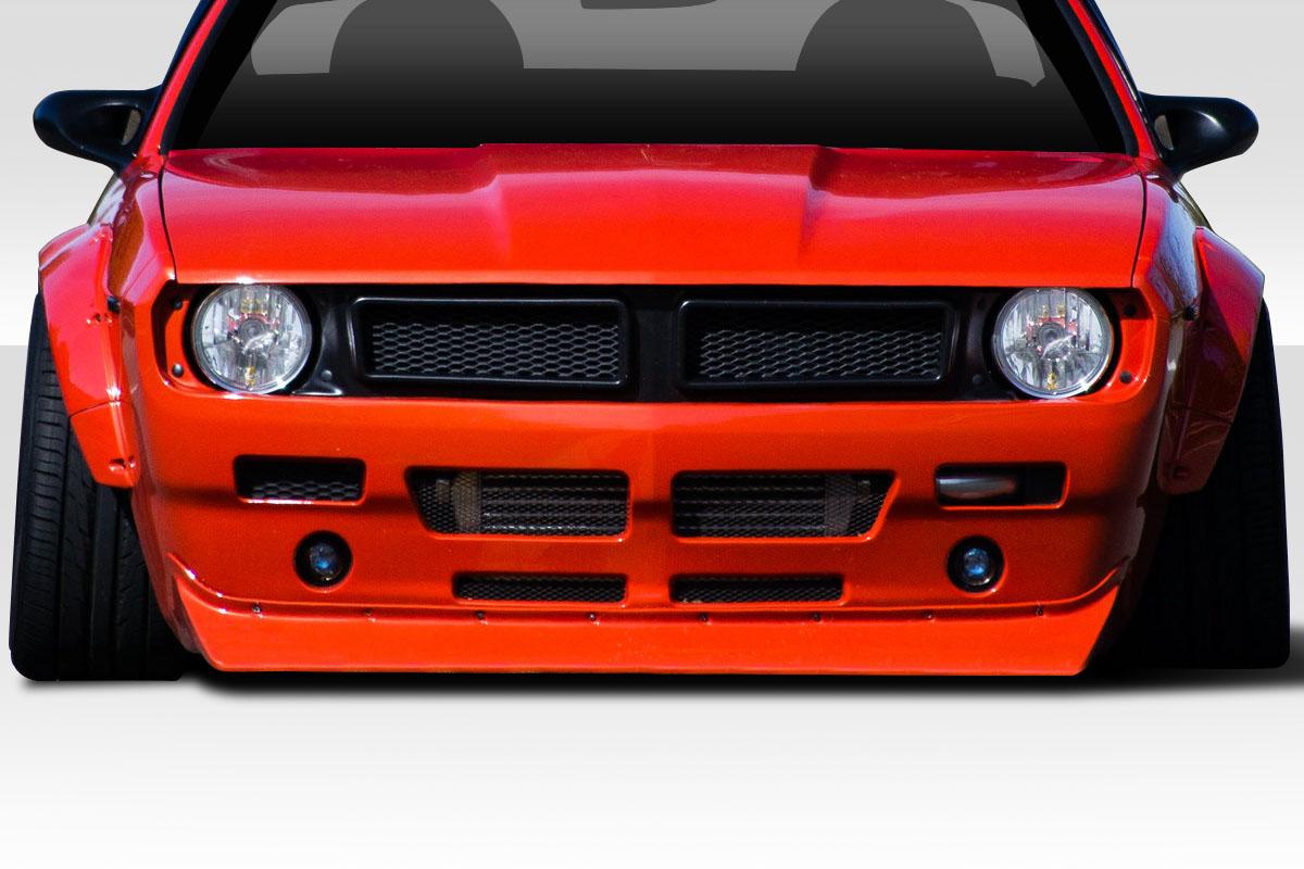 1995-1998 Nissan 240SX S14 Duraflex RBS V2 Wide Body Headlight Mounts - 2 Piece