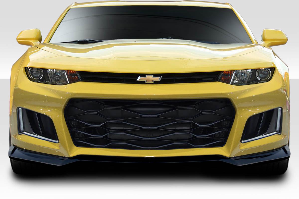 2016-2018 Chevrolet Camaro Duraflex ZL1 Look Front Bumper - 1 Piece