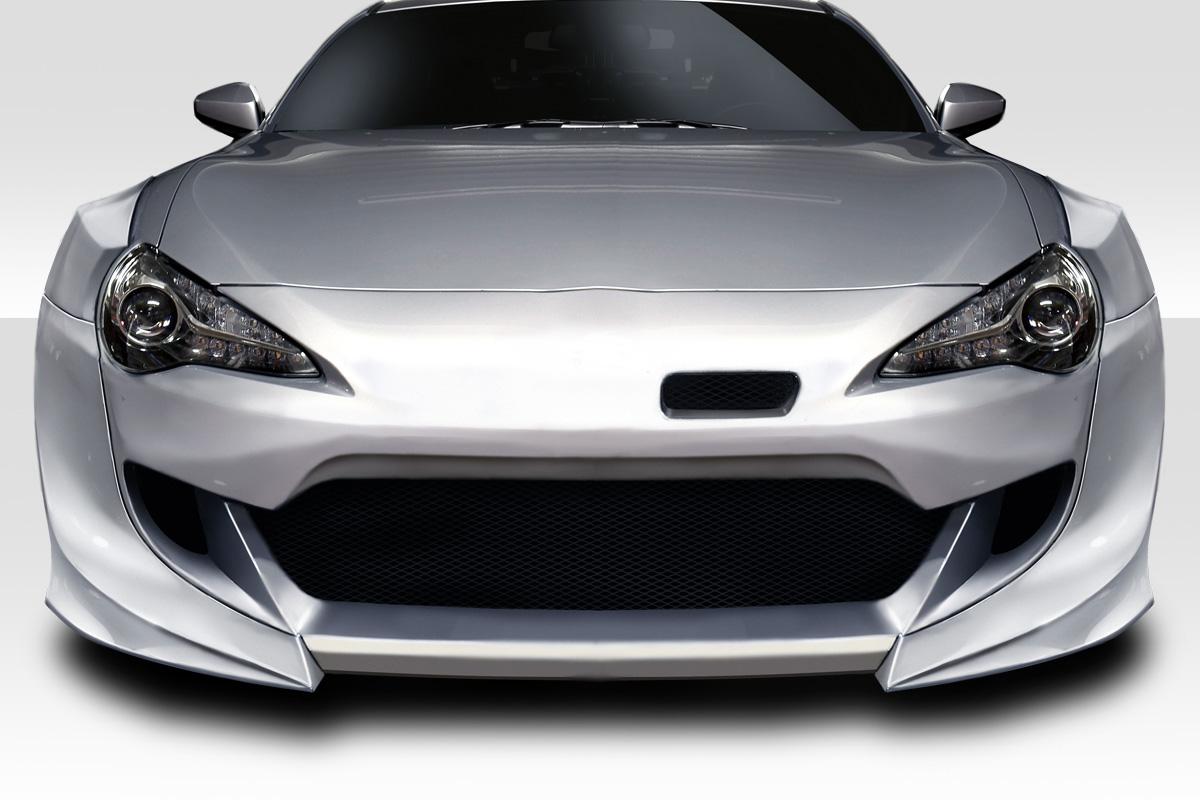 2013-2020 Scion FR-S Toyota 86 Subaru BRZ Duraflex Widebody GT500 V3 Front Bumper - 1 Piece