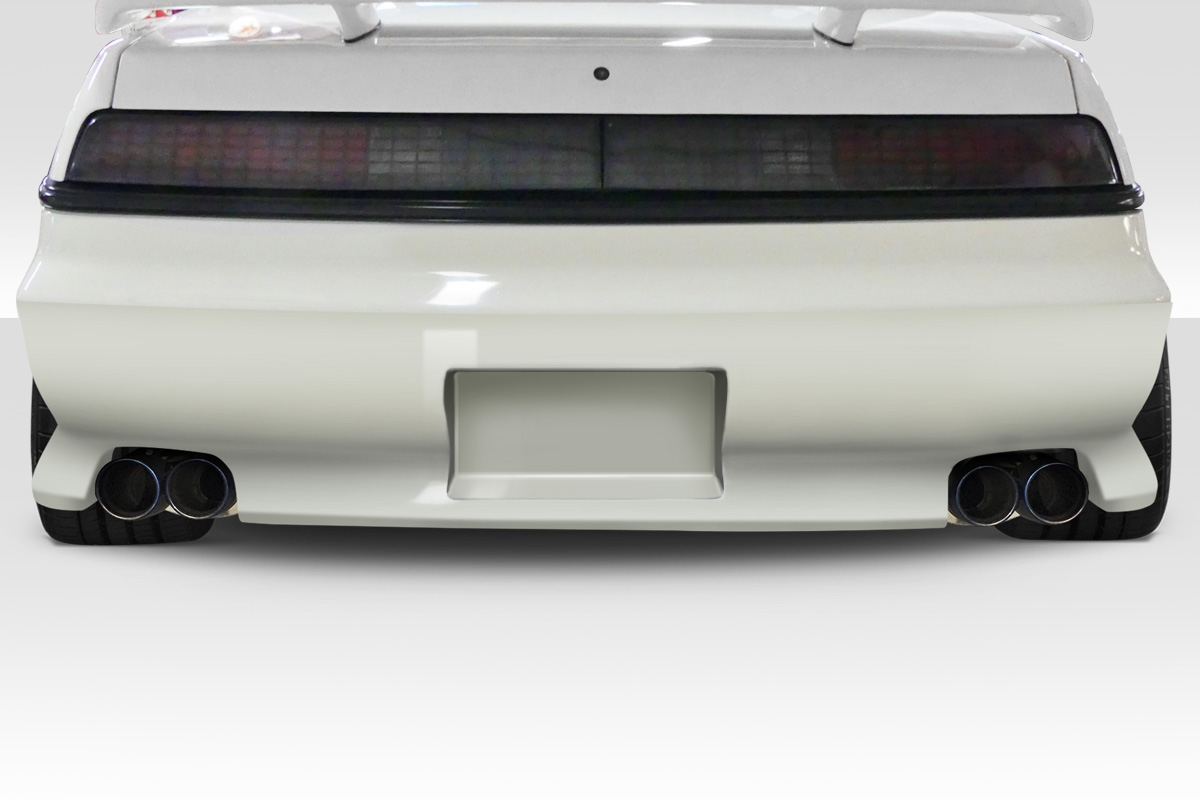 1984-1988 Pontiac Fiero Duraflex GP-1 Rear Bumper - 1 piece