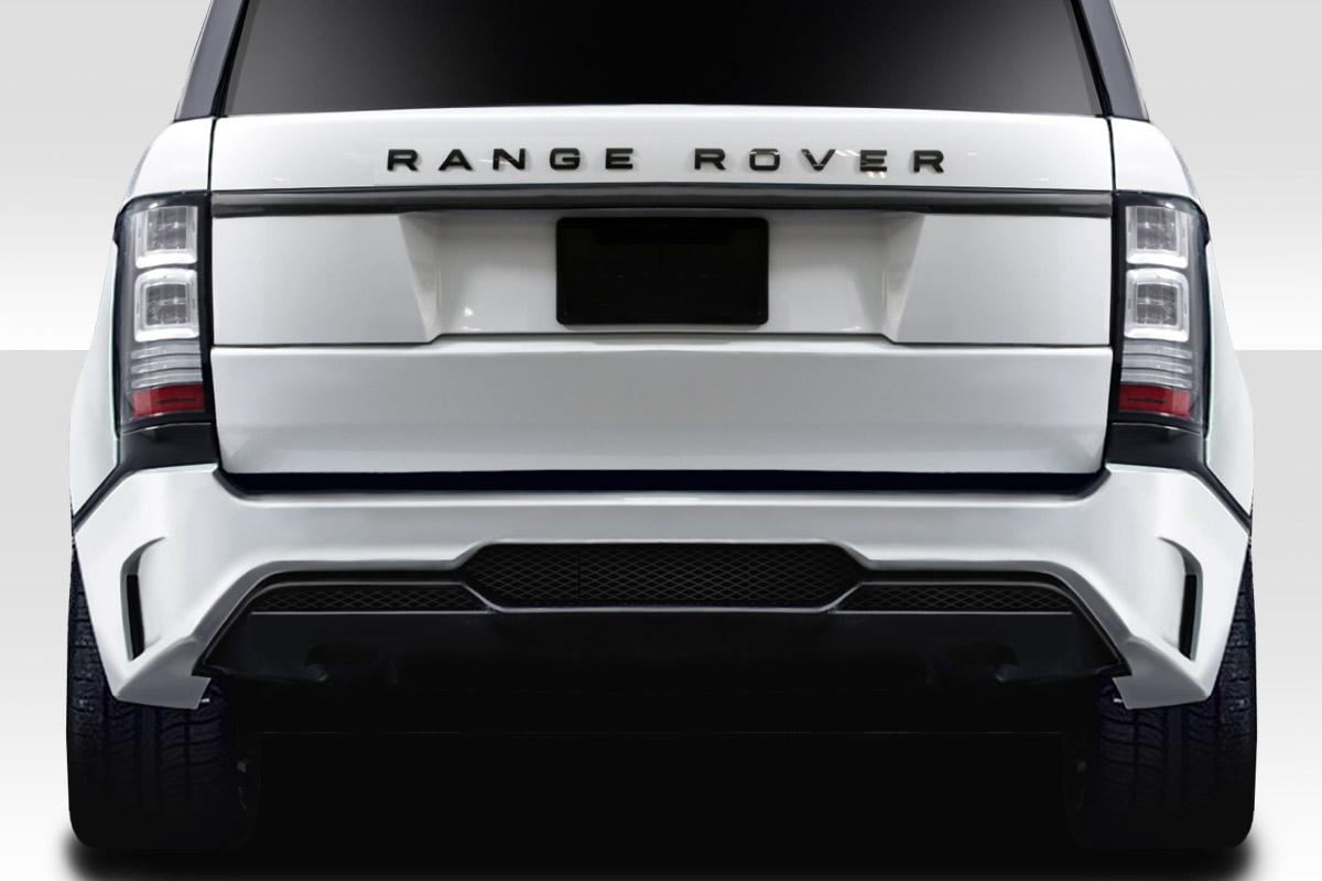 2016-2017 Land Rover Range Rover AF-1 Rear Bumper ( GFK ) - 1 Piece