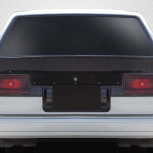 1984-1987 Toyota Corolla 2DR Carbon Creations RBS Wing Spoiler - 1 Piece