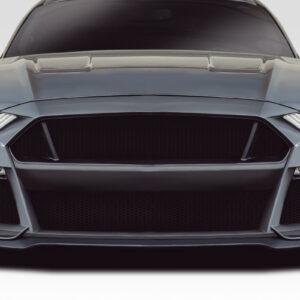 2018-2020 Ford Mustang Duraflex GT500 Wide Body Front Bumper - 1 Piece