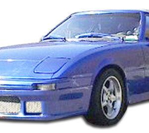 1979-1985 Mazda RX-7 Duraflex M-1 Speed Body Kit - 4 Piece - Includes M-1 Speed Front Lip Under Spoiler Air Dam (102437) M-1 Speed Rear Lip Under Spoiler Air Dam (102438) M-1 Speed Side Skirts Rocker Panels (102439)