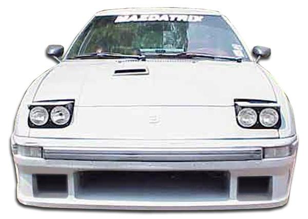 1979-1985 Mazda RX-7 Duraflex M-1 Speed Front Lip Under Spoiler Air Dam - 1 Piece