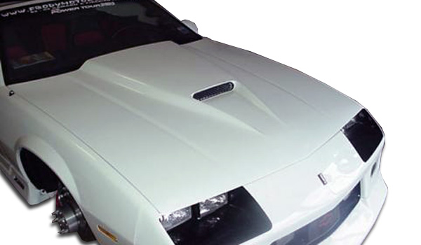 1982-1992 Chevrolet Camaro Duraflex Supersport Hood - 1 Piece