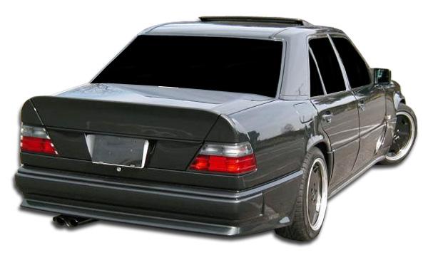 1986-1995 Mercedes E CE Class 2dr / 4dr W124 Duraflex AMG Look Rear Bumper Cover - 1 Piece