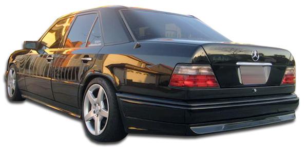 1986-1995 Mercedes E CE Class 2dr / 4dr W124 Duraflex C36 Look Rear Bumper Cover - 1 Piece