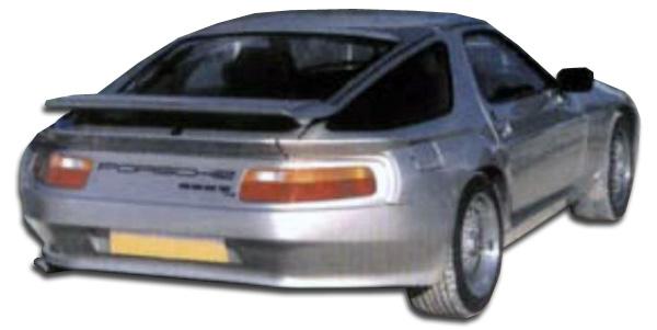 1987-1995 Porsche 928 Duraflex G-Sport Rear Bumper Cover - 1 Piece (S)