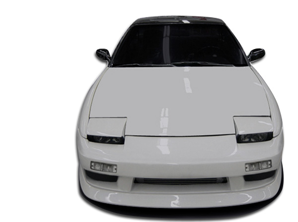 1989-1994 Nissan 240SX S13 Couture Urethane Hiro Front Bumper Cover - 1 Piece (S)