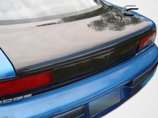 1991-1993 Mitsubishi 3000GT Dodge Stealth Carbon Creations OEM Look Center Taillight - 1 Piece (S)