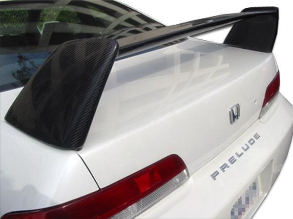 2002-2006 Acura RSX / 1997-2001 Honda Prelude Duraflex Type R Rear Wing Trunk Lid Spoiler - 1 Piece