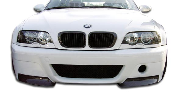 2000-2006 BMW 3 Series E46 2DR Carbon Creations CSL Look Front Bumper Cover - 1 Piece (S)