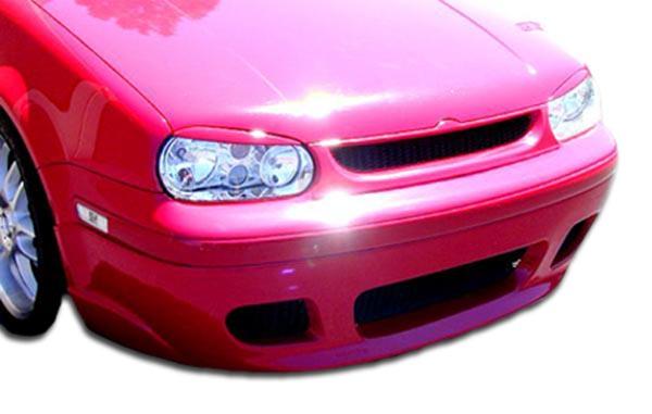 1999-2005 Volkswagen Golf GTI Duraflex OTG Front Lip Under Spoiler Air Dam - 1 Piece (S)